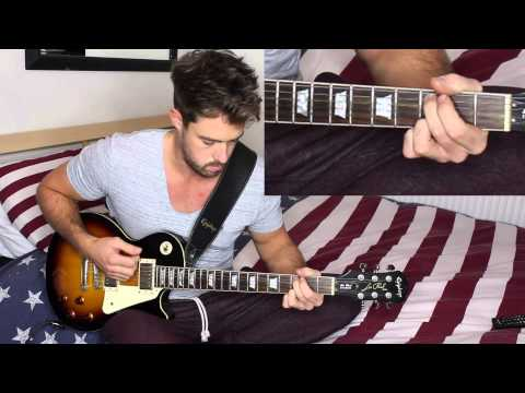 How to play James Bay - Scars Guitar lesson