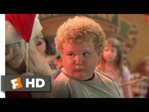 Bad Santa (2/12) Movie CLIP - He's Freakin' Me Out (2003) HD