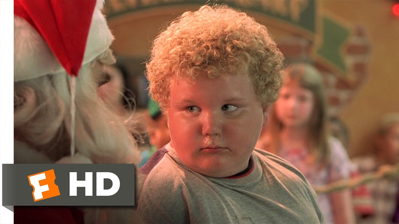 Bad Santa 212 Movie Clip Hes Freakin Me Out 2003 Hd Youtube