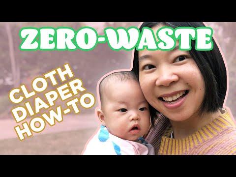 My Baby Is Zero-Waste
