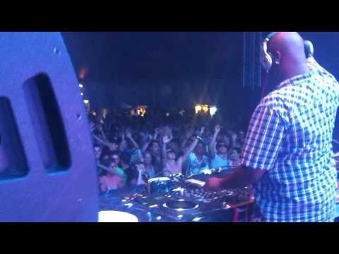 DJ RUSH at Sea of Love 2011 Part 1