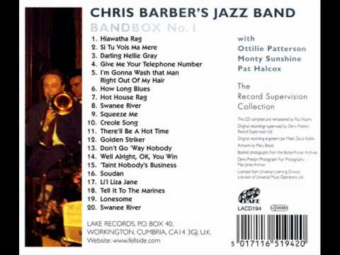 Chris Barber's Jazz Band - Acker Bilk And His Paramount Jazz Band Mr Acker Bilk And His Paramount Jazz Band The Best Of Barber And Bilk Vol. 2