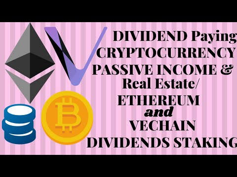 Cryptocurrency which pays dividends
