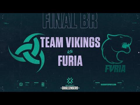 FURIA vs Team Vikings-VCT 2021 Stage2 CF BR-G1