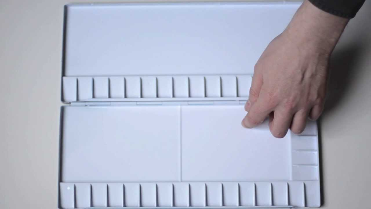Aluminium Folding Palette Size 145x6