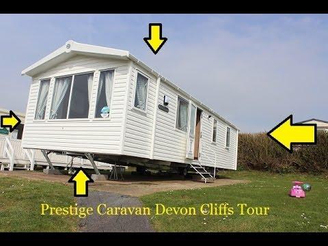 Devon Cliffs - Prestige Caravan Tour 2014/15