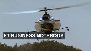 Japan's Agricultural Drones | FT Business Notebook