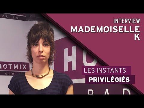 Mademoiselle K Interview Hotmixradio