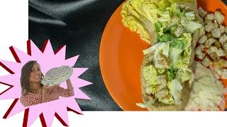 Caesar Salad - Ricetta Senza Uova