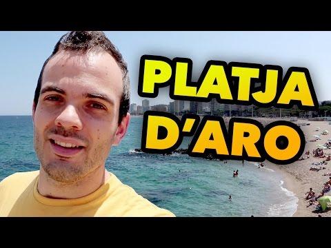 PLATJA D'ARO VLOG BARCELONA SPAIN ENTREPRENEUR #16