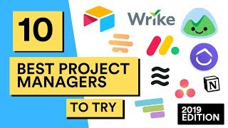 10 Best Project Management Tools for Teams in 2019 screenshot 3