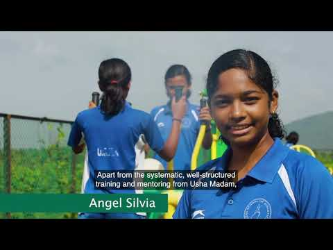 RYTHM Foundation And Usha School Of Athletics | Olympic Dream For Female Athletes