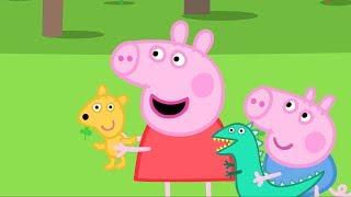 Peppa Pig Français   3 Épisodes   Le Jour de Sortie de Teddy   Dessin Animé Pour Enfant #PPFR2018