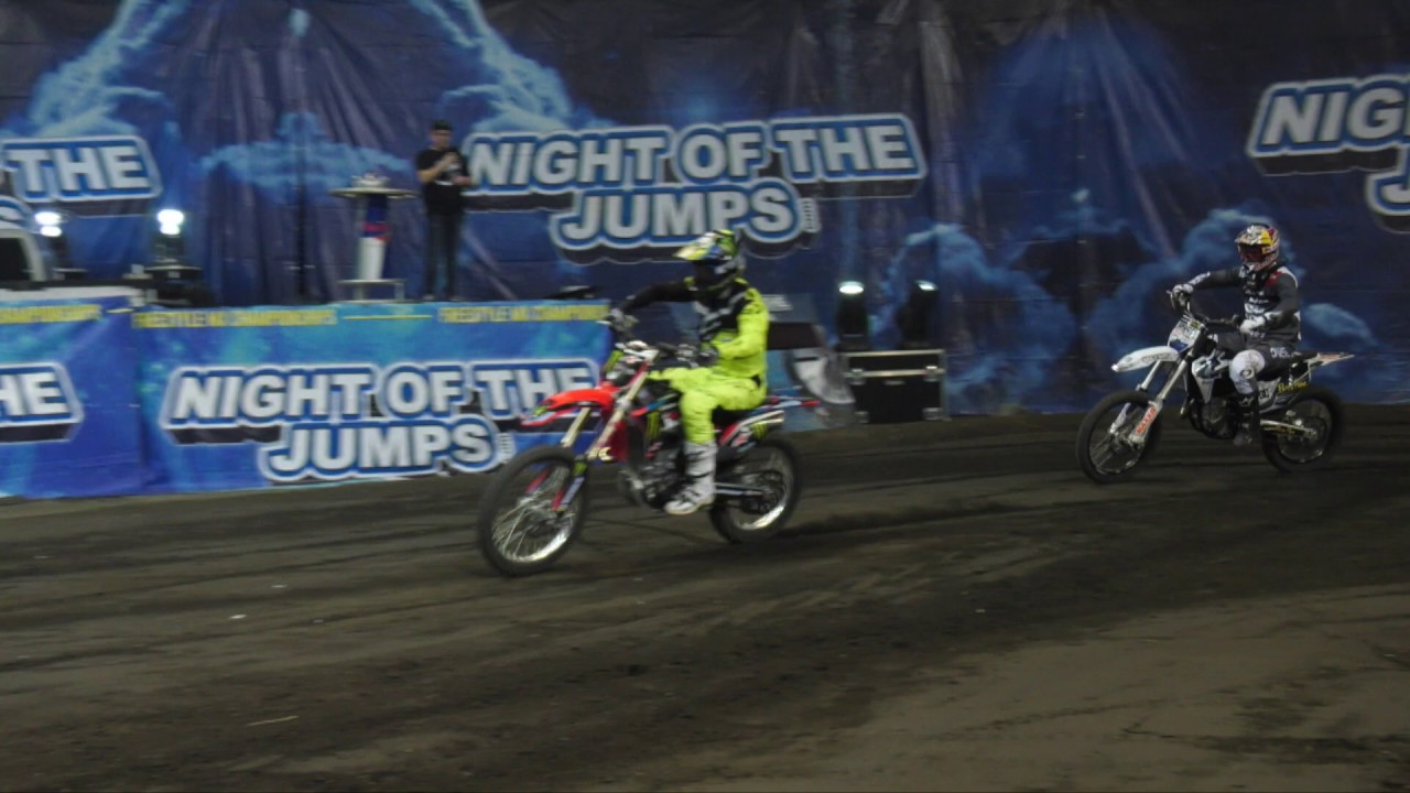 Night Of The Jumps Berlin 2021