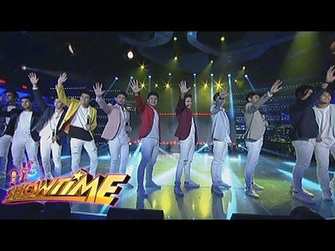 "It's Showtime: Hashtags perform ""Sakto Lang"""