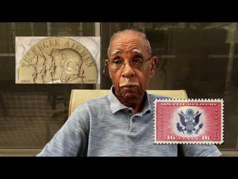 Interview With WWII Veteran (Tuskegee Airman) - Daniel Keel