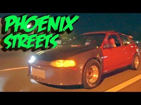 PHOENIX STREETS - Part 2!