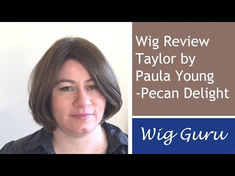 Wig Review - Taylor by Paula Young