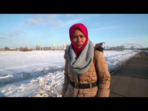 JAZIRAH ISLAM - KHAZANAH MUSLIM KAZAKHSTAN (14/6/17) 3-1