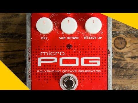 Electro Harmonix - Micro POG (Review)