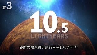 五顆宇宙中最奇怪的行星&人類能在火星上生存嗎『中文字幕』