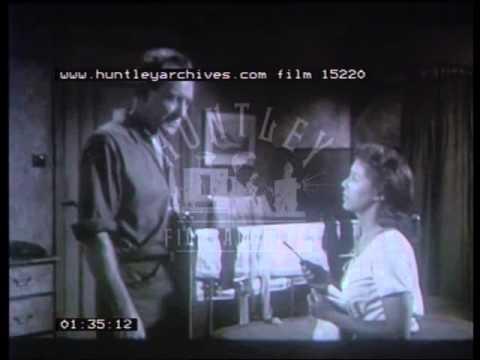 Malaga Trailer, 1950's - Film 15220