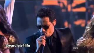 Pitbull - Rain Over Me ft. Marc Anthony live performans canlı performans HD.flv