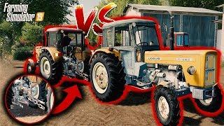 Przeciąganie Liny ❗️  Mistrzostwa Rolników  ⚡️ Rolnicy Mechanicy ⭐️ Farming Simulator 19