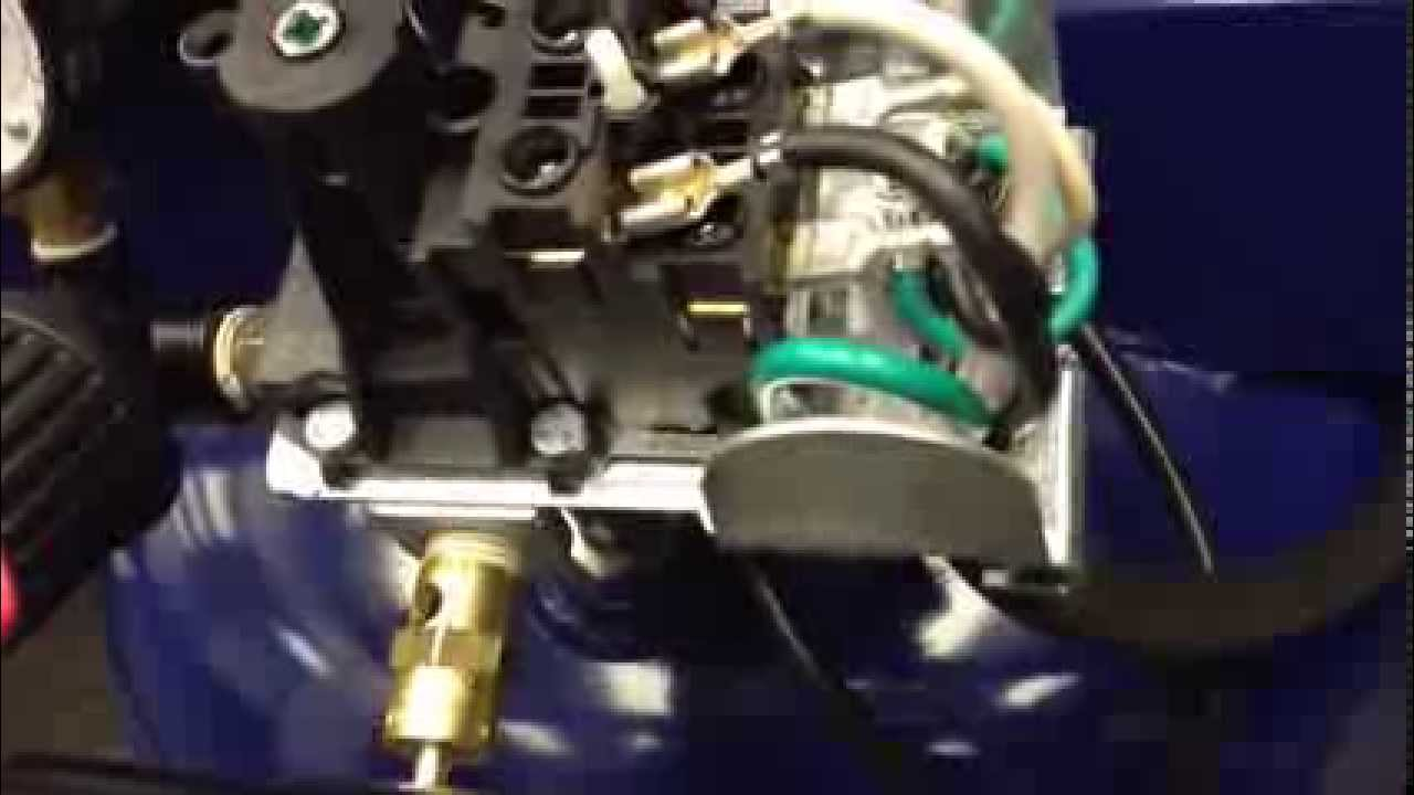 Tech Tips  Campbell Hausfeld  How do I wire my pressure switch?  YouTube