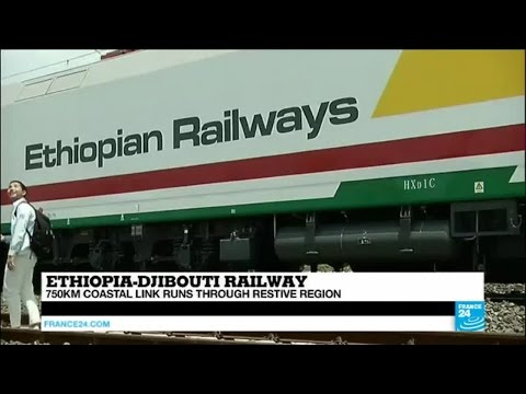 "Ethiopia-Djibouti Railway: ""exciting to start facilitating intracontinental trade, critical here"" thumbnail"