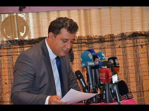 Anwar Hussen Bazgr - Terwanini Layanakani Bashwri Kurdistan lasar Rudawakany 16y October - DGK Radio