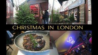 "CHRISTMAS IN LONDON (FT. ""ZOELLA"" IN SOHO)"