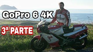 Cover images 3ª PARTE Mi primer vídeo 4K con GoPro 6 adaptador cable micrófono externo 😍 Zarautz Getaria Zumaia