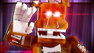 Minecraft Hotel - FREDDY FAZBEAR ESCAPES PIZZERIA! (Minecraft Roleplay) #5