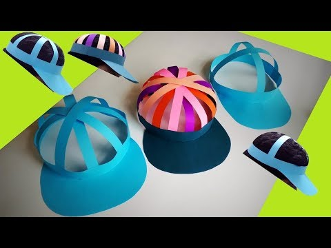 Paper Hat | Paper Cap | How To Make Paper Hat | How To Make Paper Cap | DIY Hat