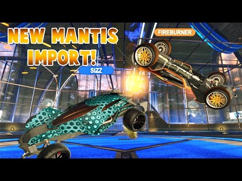 NEW MANTIS IMPORT CAR IN WAGER 1V1