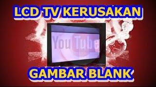 TV LCD GAMBAR BLANK