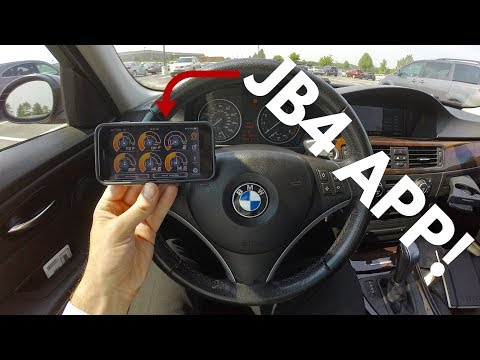 How To Use The BMW JB4 Mobile App!!
