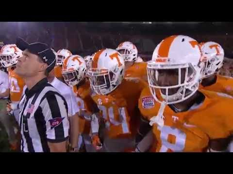 Virginia Tech vs Tennessee football 2016 | Battle at Bristol