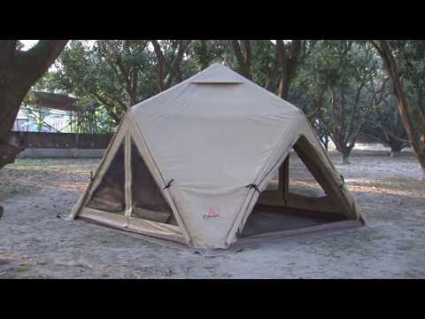 INFLATABLE TENT & INFLATABLE TENT - YouTube