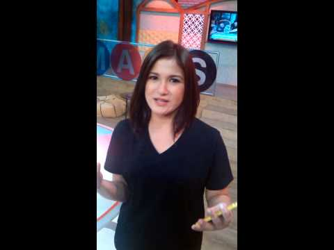 Ms.Camille Prats invites the G-mik Fans to joins the G-mik Reunion!