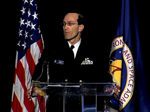 Rear Admiral Philip Kenul outlines NOAA