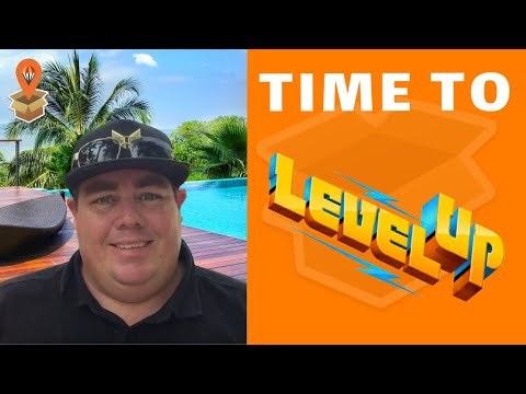 Time To Level Up - Dropship Downunder - Drop Shipping Australia