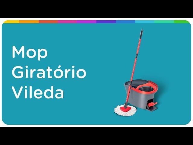 Mop Giratório Vileda EasyWring Clean