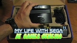 My Life with SEGA - ATGames Genesis Console