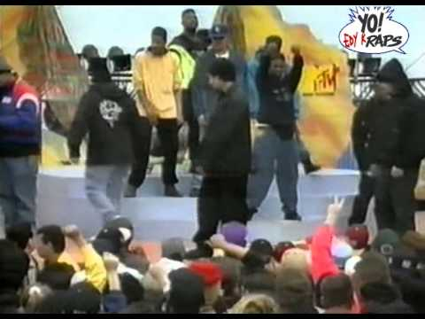 Cypress Hill - Hand On The Pump (Live) @ Yo MTV Raps (S.B.) 1992