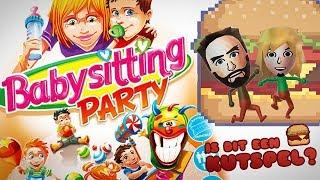 Is dit een kutspel? - Babysitting Party (Wii)