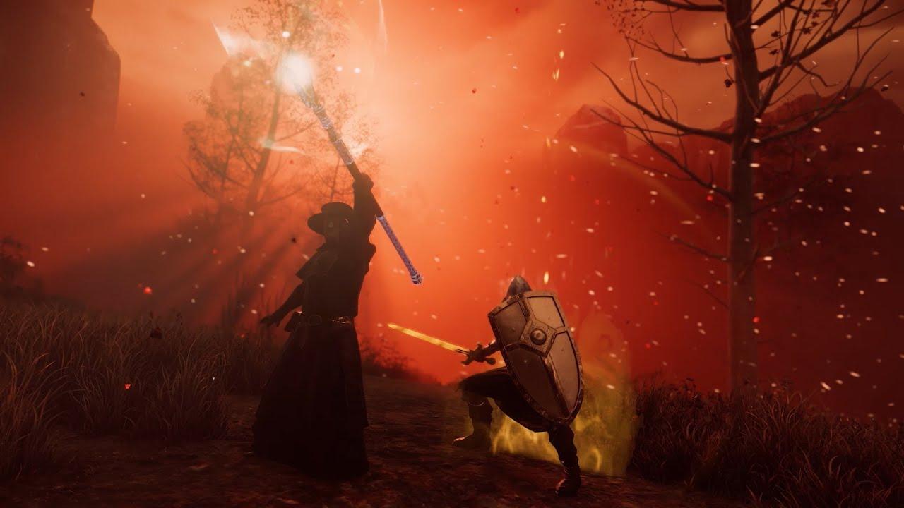 New World: Combat Unleashed Trailer