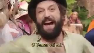 Baixar Fora Temer vira marchinha de Carnaval