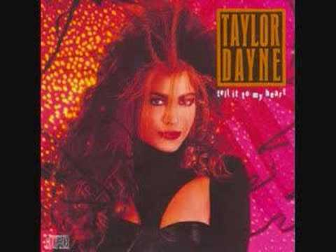 Taylor Dayne - Tell It To My Heart (Extended Club Mix)